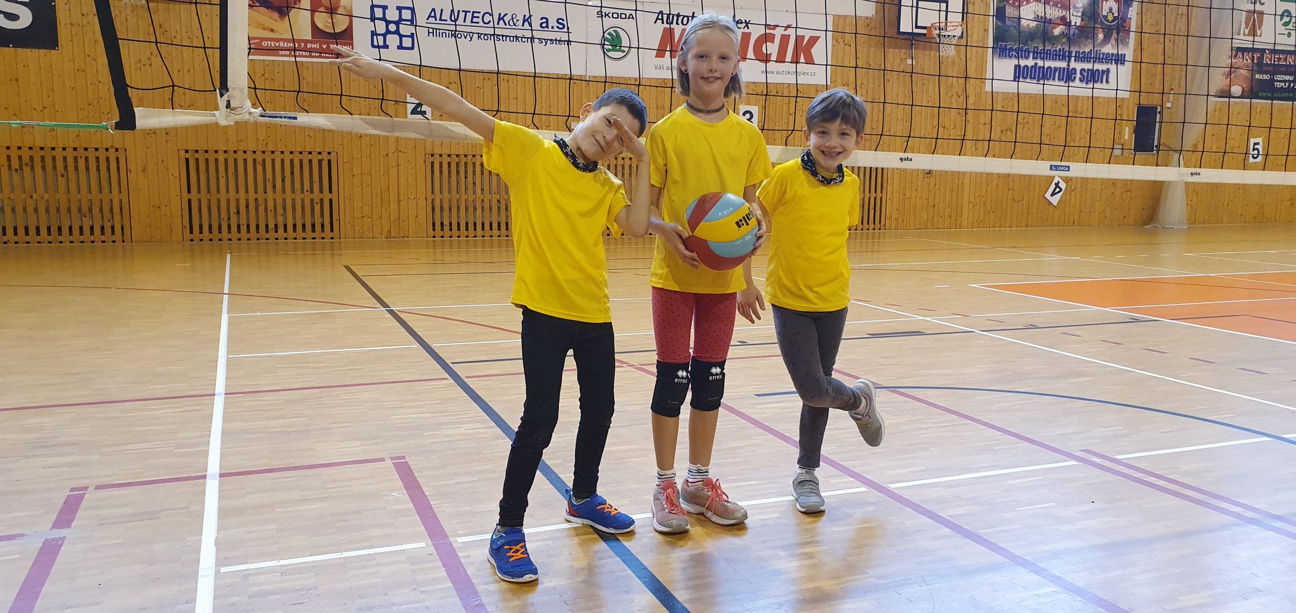 Žluté mini hrálo svůj turnaj KP v Benátkách