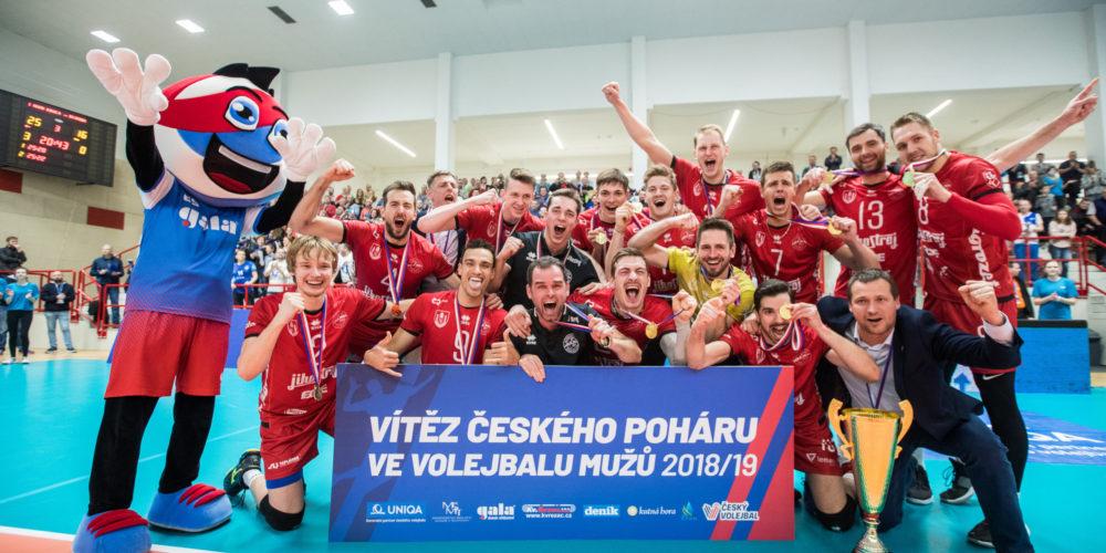 FINAL FOUR 2020  opět u nás v Klimešce