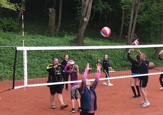 Máme v Kutné Hoře extraligové tréninky s volejbalovým odborníkem