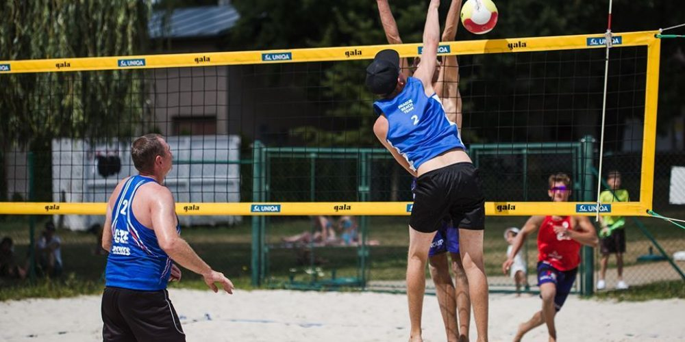 V sobotu 20.6.2020 pořádá náš Beachklub Český pohár kadetů!