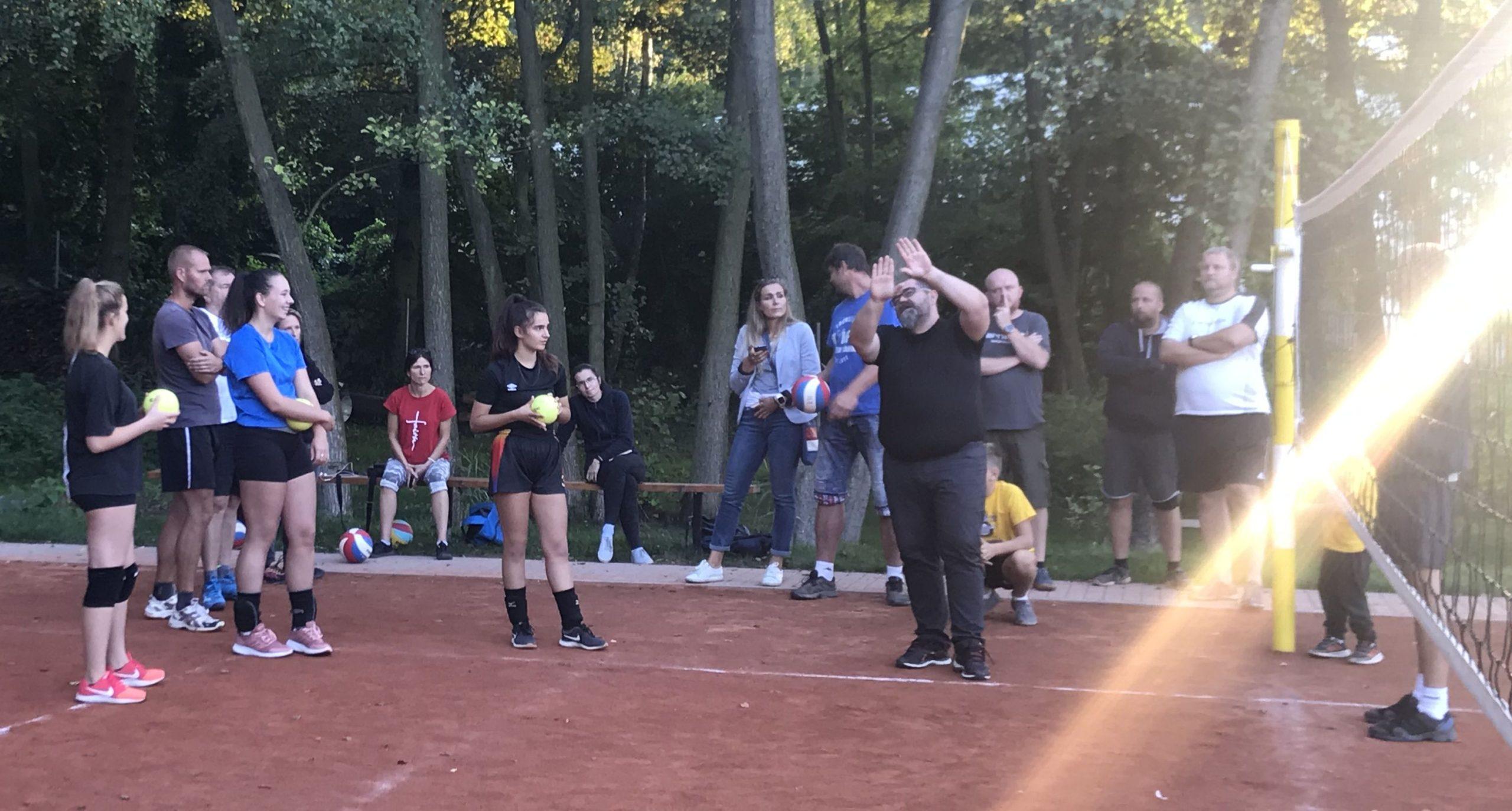 Trénink trenérů